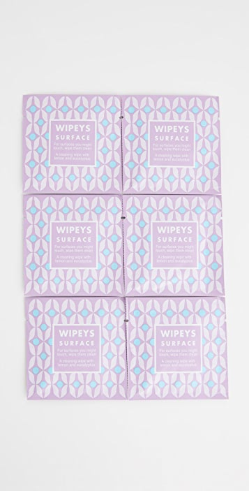 WIPEYS Surface Wipes