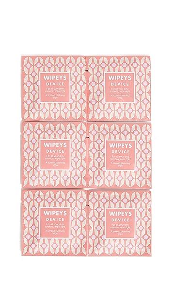 WIPEYS 设备清洁湿巾