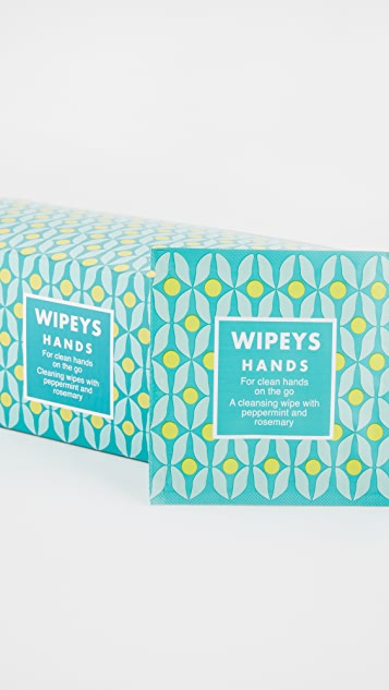 WIPEYS 擦手巾