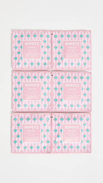 WIPEYS Face Wipes