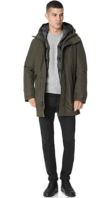 Woolrich John Rich & Bros. Mountain Parka
