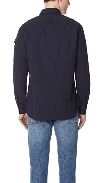 Woolrich John Rich & Bros. Long Sleeve Ripstop Shirt