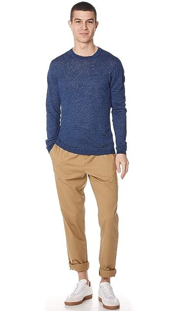 Woolrich John Rich & Bros. Linen Sweater