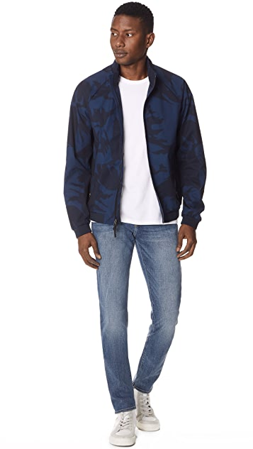 Woolrich John Rich & Bros. South Bay Bomber Jacket