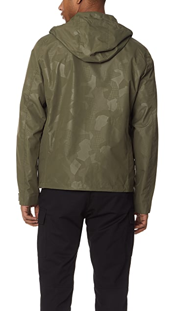 Woolrich John Rich & Bros. Atlantic Camouflage Jacket