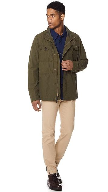 Woolrich John Rich & Bros. Military Field Jacket