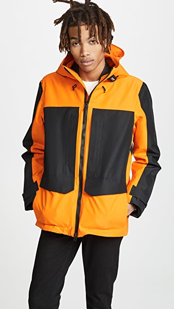 Woolrich John Rich & Bros. Pro Ocean Carbon Jacket