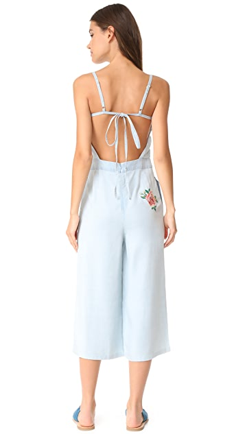 We Are Kindred Austen Girl Jumpsuit