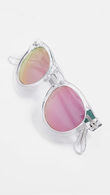 Westward Leaning Voyager Sunglaasses