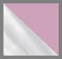 прозрачный/розовый