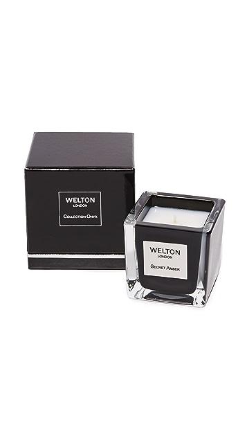 Welton London Secret Amber Candle