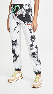 Warm Fun All Over Tie Dye Chill Sweats