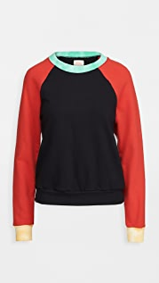 Warm Fun Crew Neck Sweatshirt