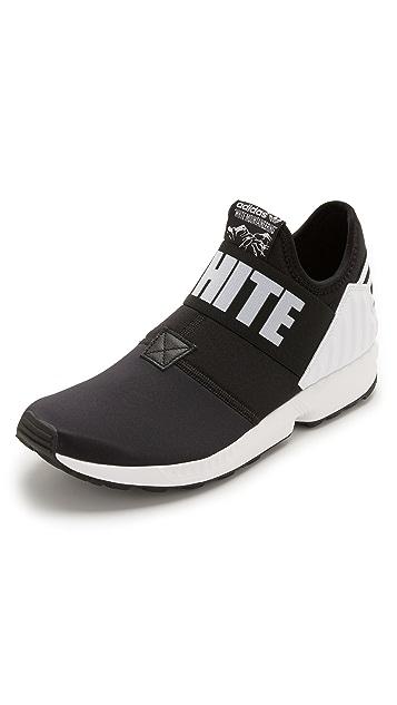 7cf4ee060fdf0 White Mountaineering Adidas x White Mountaineering ZX Flux Sneakers ...