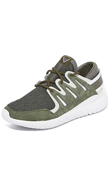 WHITE MOUNTAINEERING Sneakers with Suede Gr. UK 7