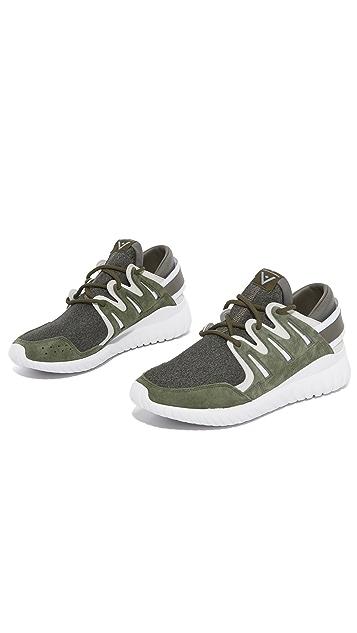 White Mountaineering X adidas Originals Tubular Nova Sneakers