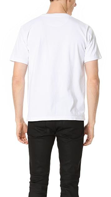 White Mountaineering Printed Tee
