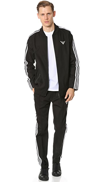 White Mountaineering WM x Adidas Original Track Pants
