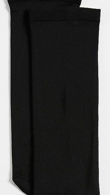 Wolford Бархатистые носки 66