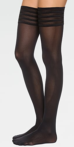 Wolford - Velvet De Luxe 50 Stay Up Tights