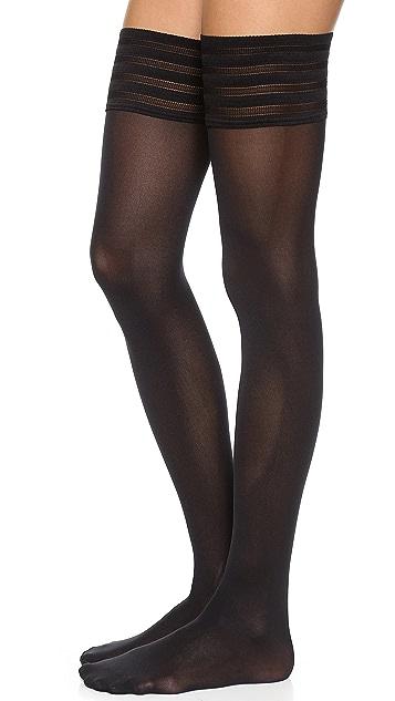 Wolford Velvet De Luxe 50 塑形连裤袜