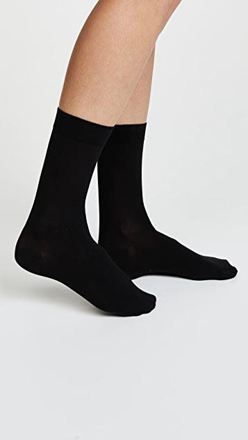 Wolford Cotton Socks