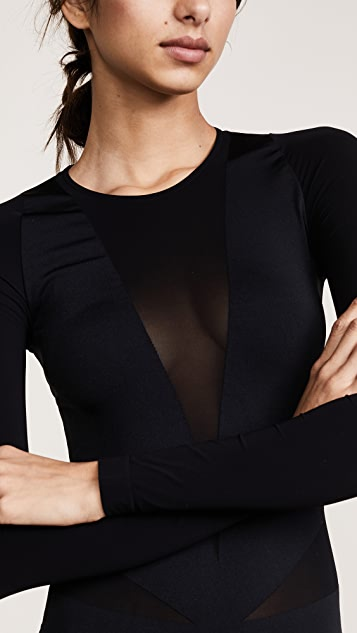 Wolford Sleek String Bodysuit