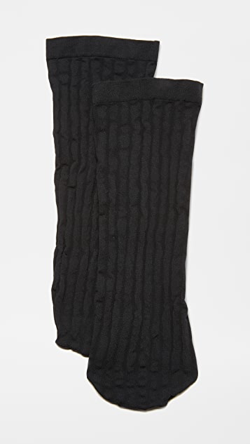 Wolford Striped Socks
