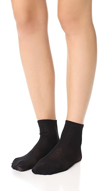 Wolford Rhomb Net Socks