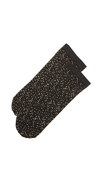 Wolford Matrix Socks