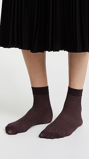 Wolford Net Socks