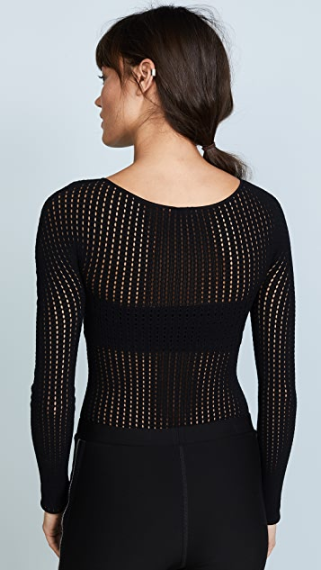 Wolford Janis String Bodysuit
