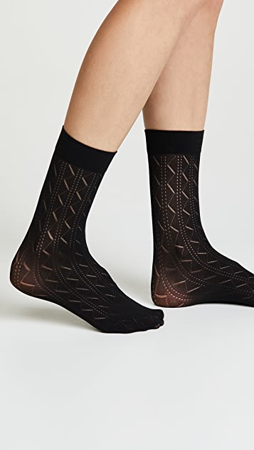 Wolford Носки Florence