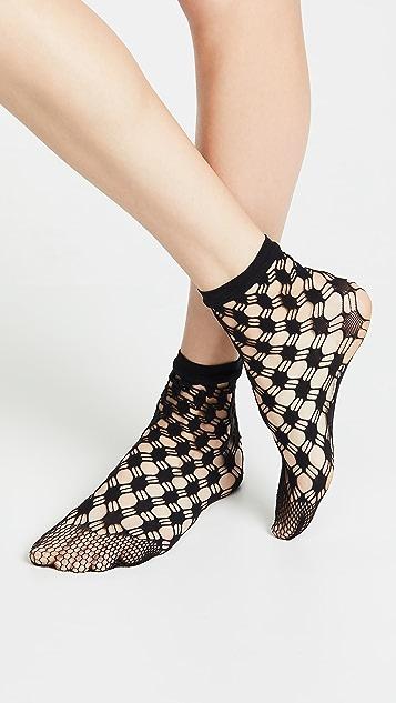 Wolford Athina Socks