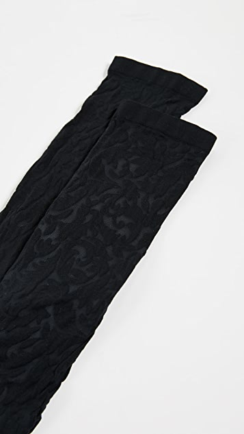 Wolford Daphne Socks