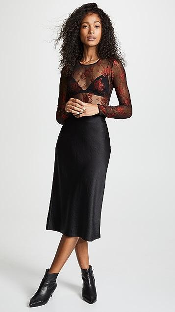 Wolford Lea String Bodysuit