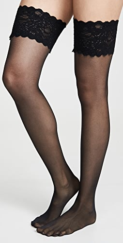 Wolford - Satin Touch 20 Stay Up Tights