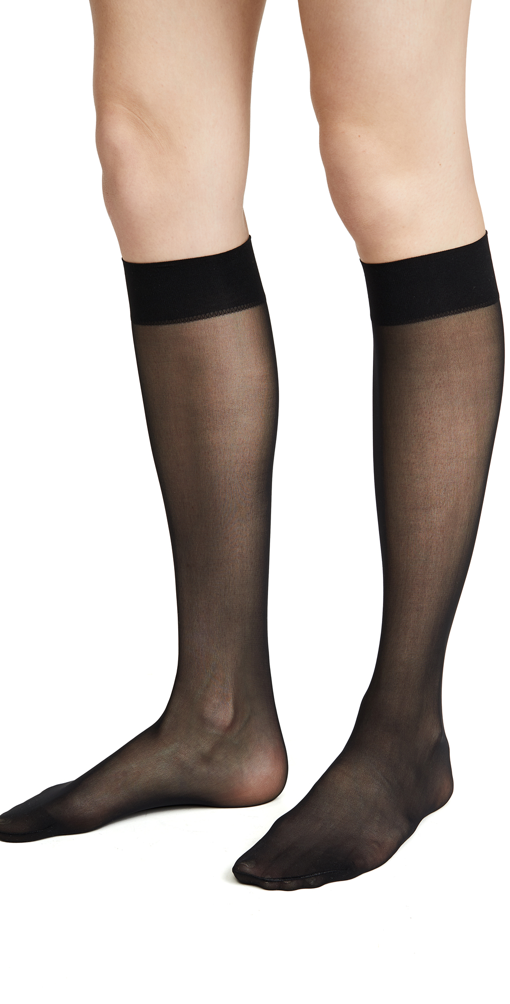 Wolford Individual 10 Knee High Tights