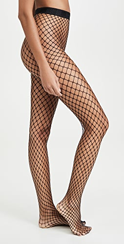 Wolford - Forties Fishnet Tights