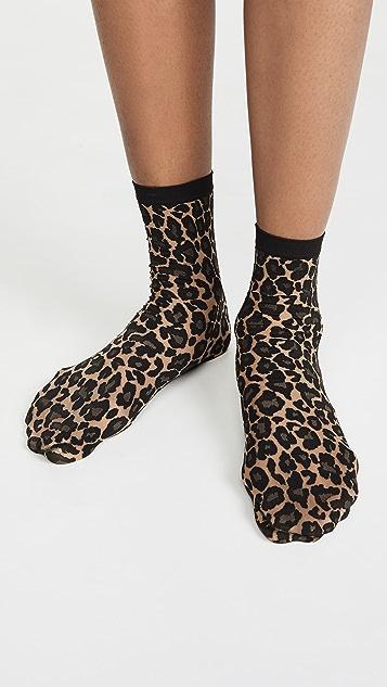 Wolford 狮子座袜子