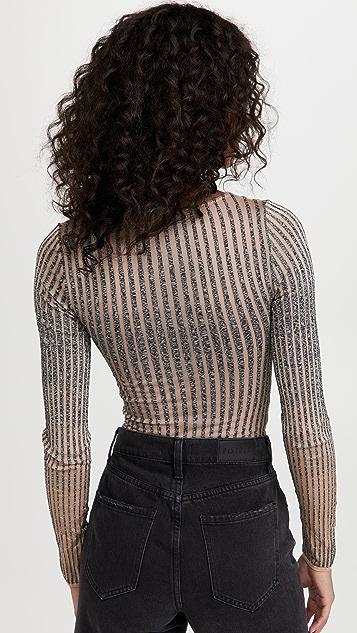 Wolford Carol String Thong Bodysuit