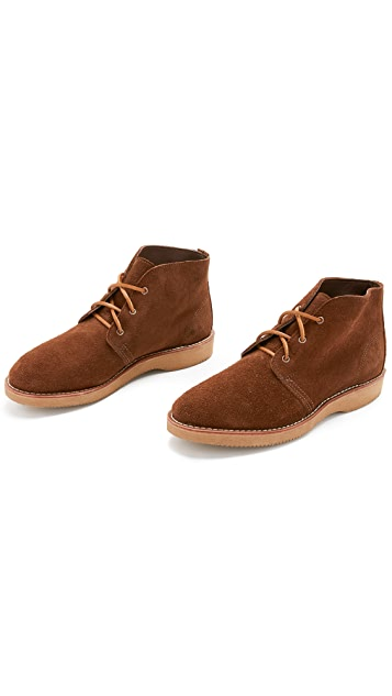 Wolverine 1000 Mile Palmer Suede Chukka Boots
