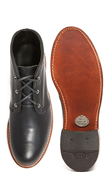 Wolverine 1000 Mile Limited Edition Charles Keystone Chukka Boots