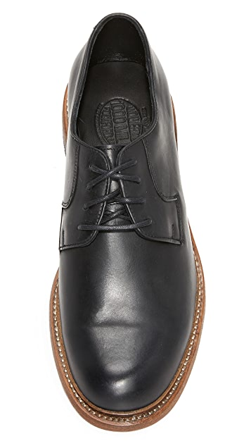 Wolverine 1000 Mile Luke Leather Oxfords