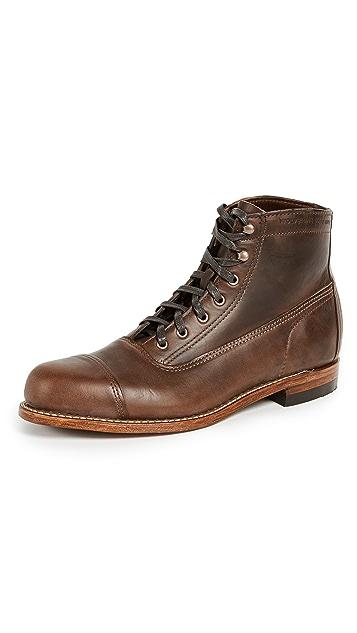 Wolverine 1000 Mile Rockford 1000 Mile Boots