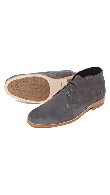 Wolverine 1883 Marco Suede Chukka Boots