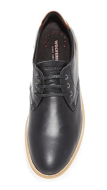 Wolverine 1883 Ruben Lace Up Shoes
