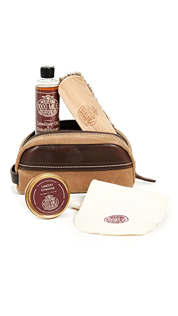 Wolverine 1883 Leather Shoe Care Kit