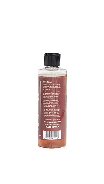 Wolverine 1883 Leather Oil