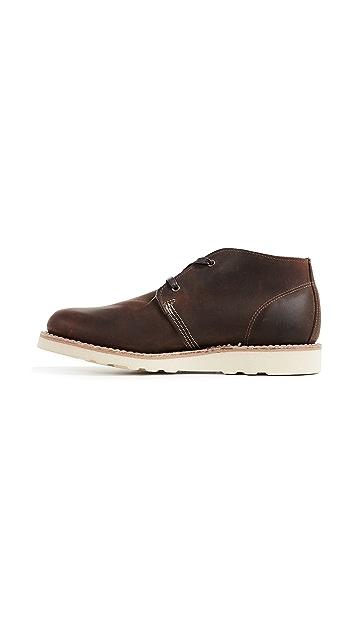 Wolverine 1883 Liam Chukka Boots